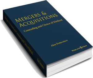 Mergers & Acquisitions: Counseling and Choice of Method